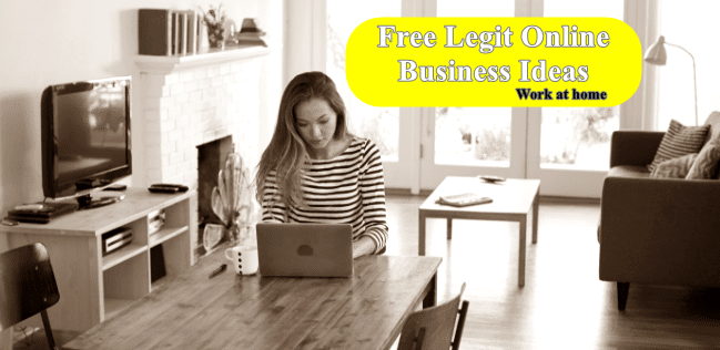 Free Legit Online Business Ideas To Start Without Paying Money