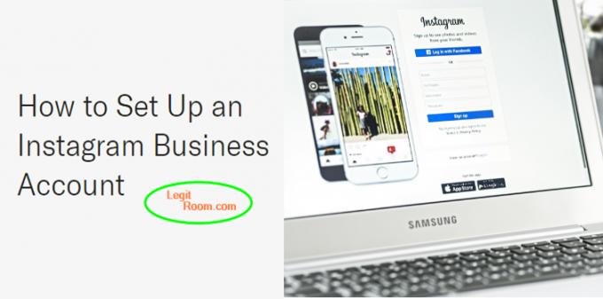 Instagram Business Profile Registration Steps | SetUp Instagram