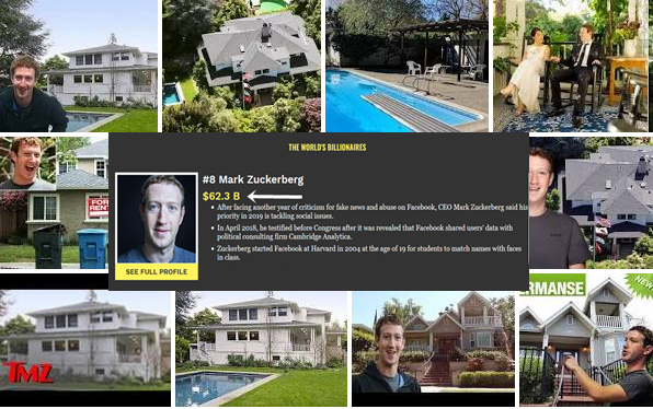 BIOGRAPHY: Mark Zuckerberg Net Worth, House, Wife, Children, Age, Family