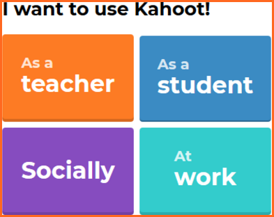 www.kahoot.com Page Review: Kahoot Registration For Digital Learning