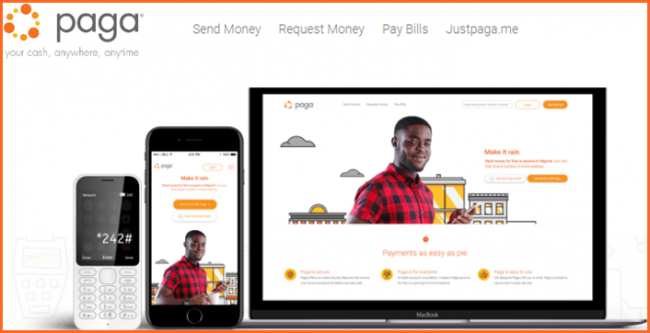 Paga Registration To Send & Receive Money: Paga USSD Code Sign Up