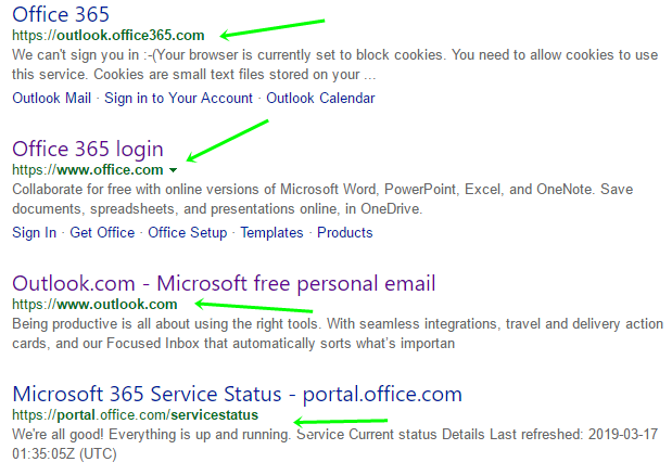 Outlook Portal To Use Outlook Email Template After SignUp & SignIn