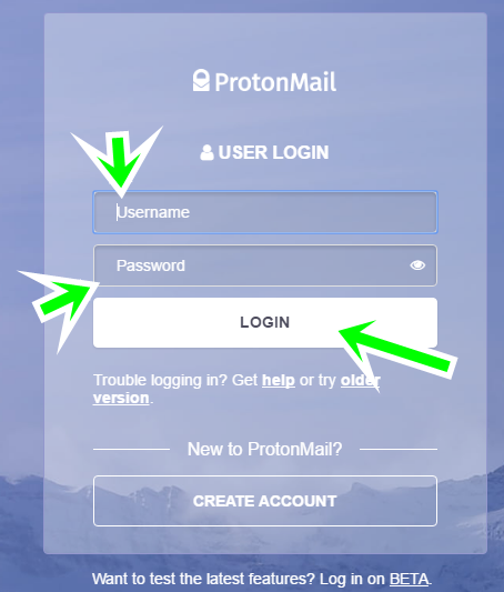 ProtonMail Review: ProtonMail Registration / ProtonMail Login & App