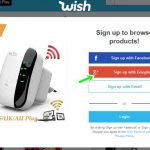 Sign Up For Wish Shopping Account For Wish Sign In | Wish.com Signin