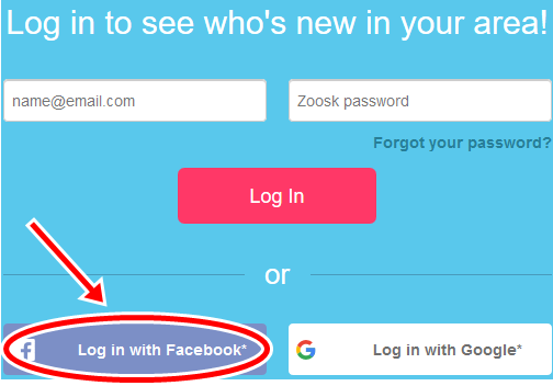 Zoosk Sign In Portal | Zoosk Login With Facebook Account