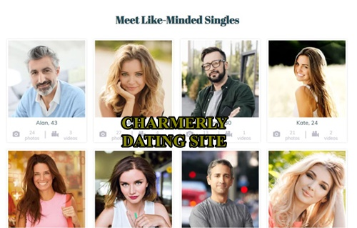 Charmerly.com Singles Sign Up | Charmerly Dating Site