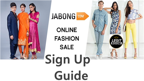Jabong Online Shopping Site Sign Up With Email, Facebook Or Google