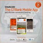 GTBank Mobile App Download | GTBank Mobile Banking Registration
