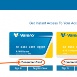 Valero Gas Card Log In