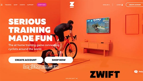 Zwift.com Trainer Sign Up - Zwift Account Login | Zwift App Download