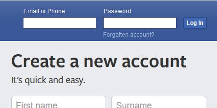 How To Reset Your FB Password | Facebook Account Login Password