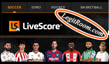 Top 10 Best Live score Football Websites List For Live Sports Updates