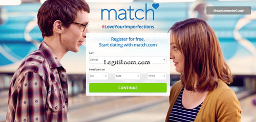 How To Create Match.com Free Trial Account - Match Registration/Sign In