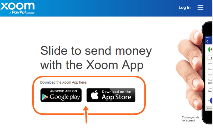 How To Download Xoom Money Transfer App for iOS APK and Android