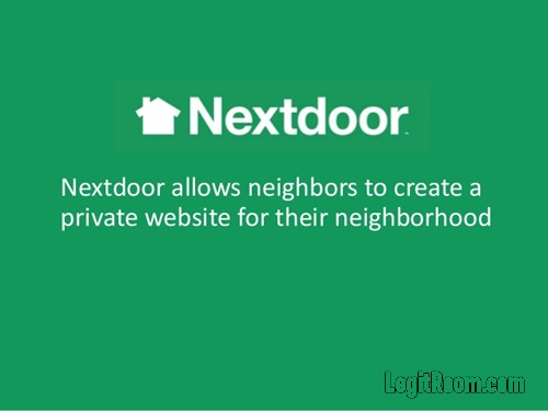 Nextdoor Review For www.nextdoor.com Social Network Sign Up