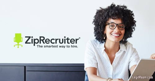 Ziprecruiter Reviews For www.ziprecruiter.com Job Search Sign Up