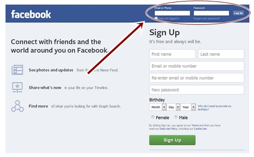 How To Sign In FB.com | Facebook Login Page - Web.facebook.com Portal