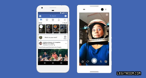 How To Add Or Watch Facebook Stories - web.facebook.com/stories