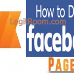 How To Delete Facebook Page For Free