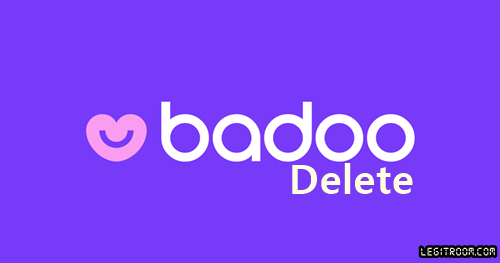 How To Delete Badoo Profile | Badoo Account Deletion Page