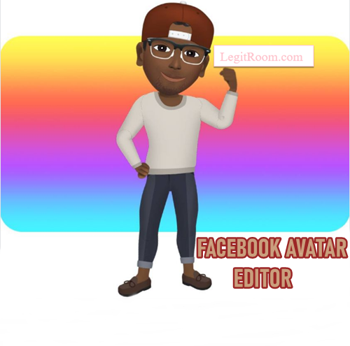 Facebook Avatar Editor: Facebook Avatar Customizer Link